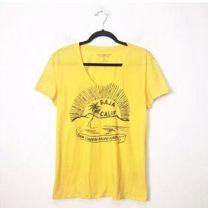 Ralph Lauren Denim Supply Yellow Baja California
